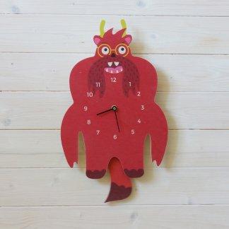 Horloge monstre pour enfant