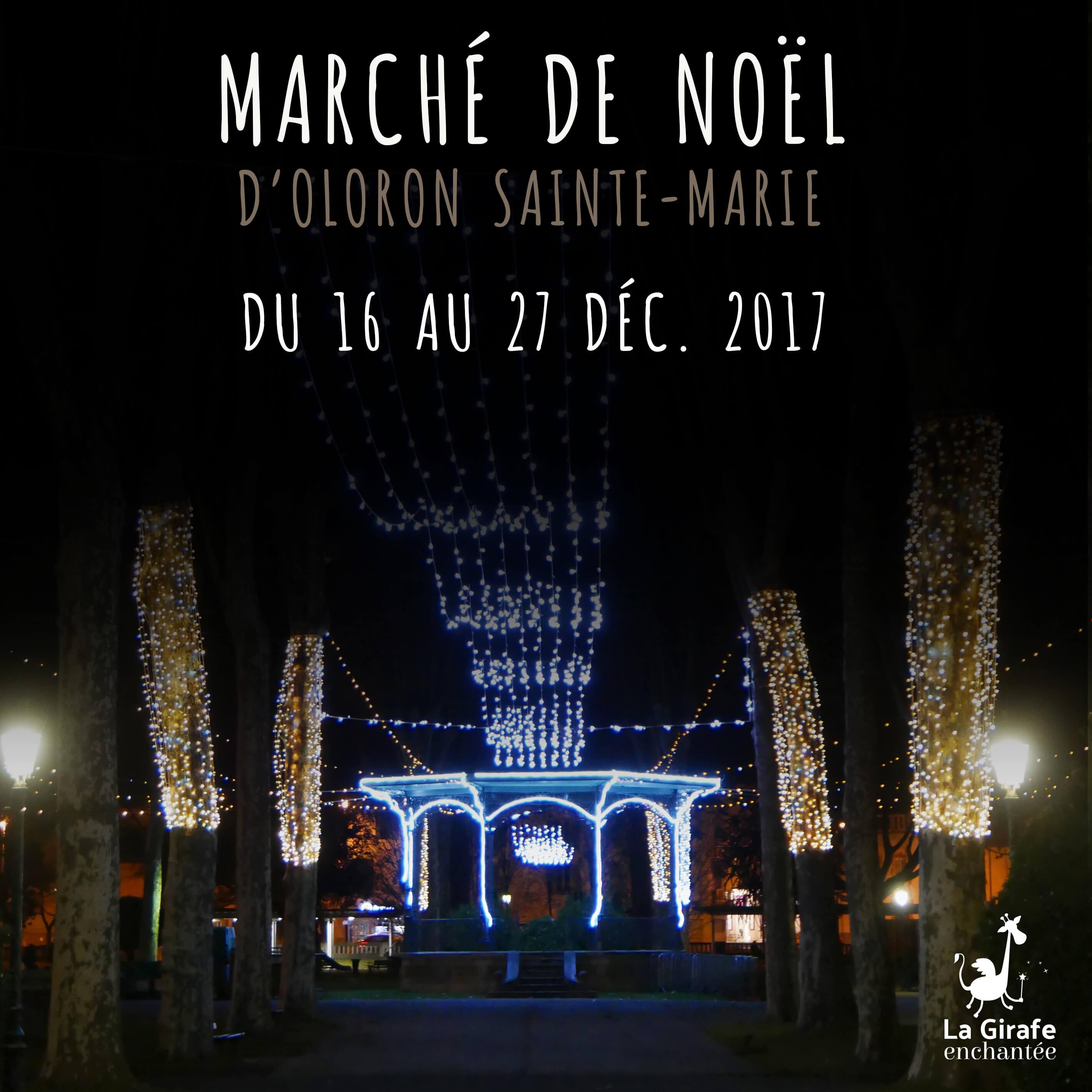 Marché de Noël Oloron Sainte-Marie